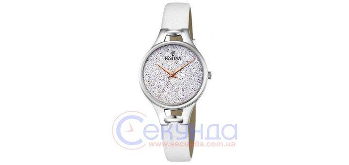 Покупай часы Festina и получи в подарок стильный браслет в магазине «Секунда»