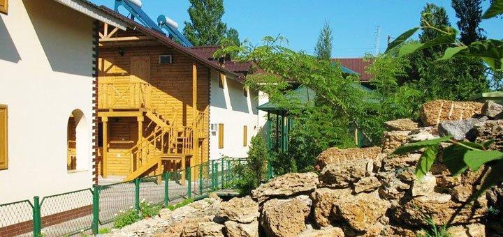 От 2 дней отдыха в сентябре на базе отдыха «Семь гномов» в Затоке на берегу Чёрного моря