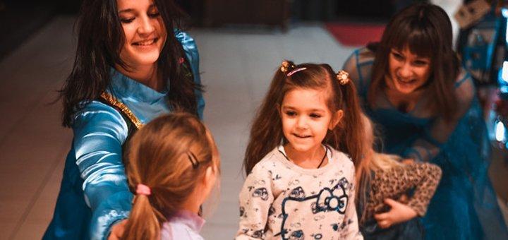 Выездной детский праздник в стиле квеста от студии «Квестмания»
