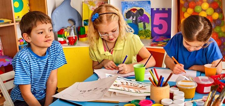 Детский лагерь в школе творческого развития «Дом Талантов»