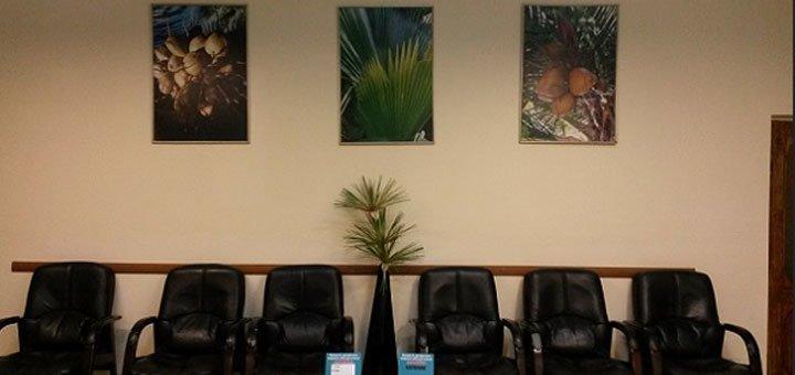 Сертификат на любые стоматологические услуги в стоматологической клинике «Кебот-Одесса»