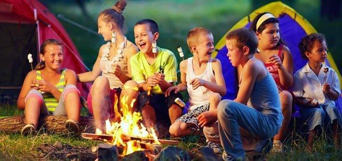 Скидка 10% на путевки в лучший детский лагерь «Смена» + английский язык