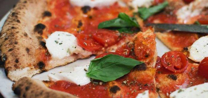 Скидка 30% на все меню пиццерии с доставкой от службы доставки «Al Forno Pizzeria»