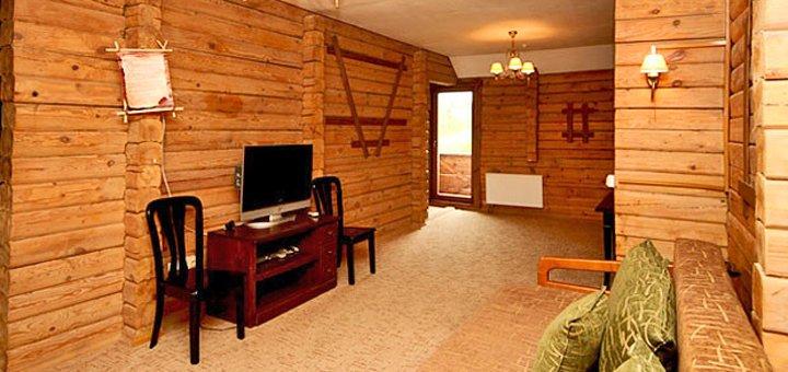 От 3 дней отдыха в октябре с пакетом дополнительных услуг в эко-отеле «Изки» в Закарпатье