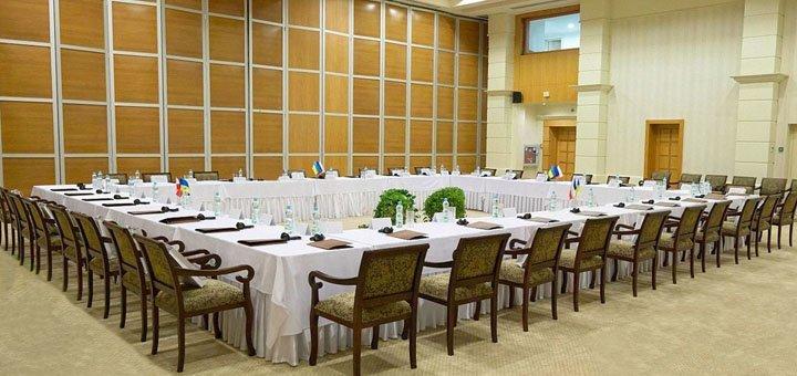От 3 дней осенью с завтраками и SPA в комплексе «Rixos-Prykarpattya Resort 5*» в Трускавце