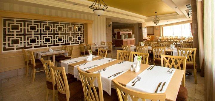 От 3 дней осенью с полным пансионом и SPA в «Rixos-Prykarpattya Resort 5*» в Трускавце