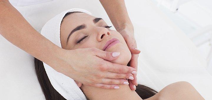До 7 сеансов экзотического массажа лица на шоколаде в студии массажа «AVIVA»
