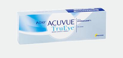Скидка 25% на все контактные линзы