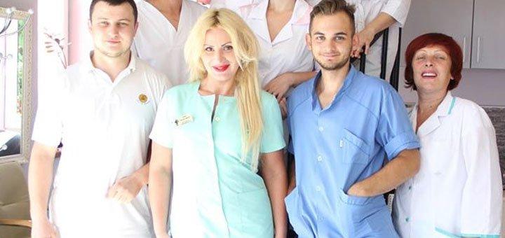 Знижка до 47% на встановлення імплантів Віоз (Німеччина) в медичному центрі «Платинум»