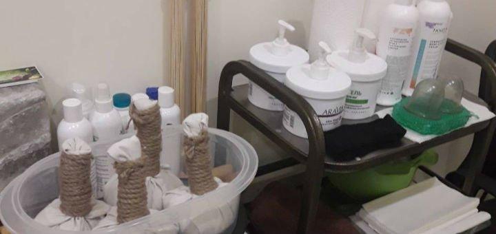 До 7 сеансов массажа в студии «Лазарев Wellness»