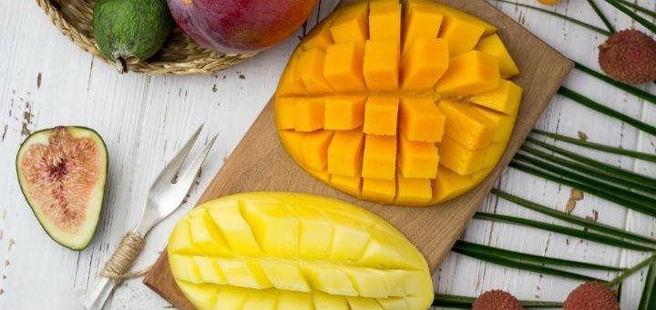 Скидка 20% на весь ассортимент экзотических фруктов
