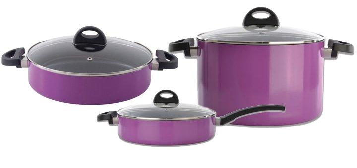 Скидки до 40% на сковородки и кастрюли от популярного европейского бренда BergHOFF !