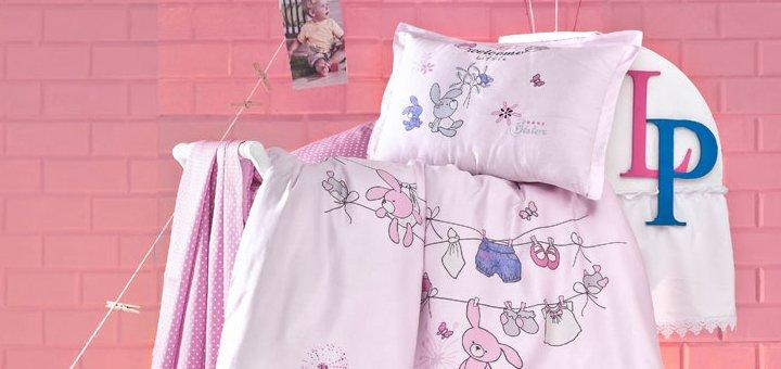 Скидки до 40% на комплекты постельного белья и махровые полотенца от известных брендов