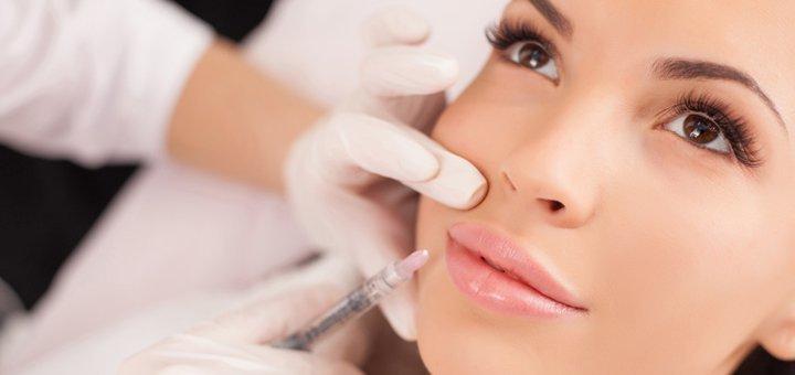Скидка 49% на контурную пластику лица от косметолога Анастасии Тув