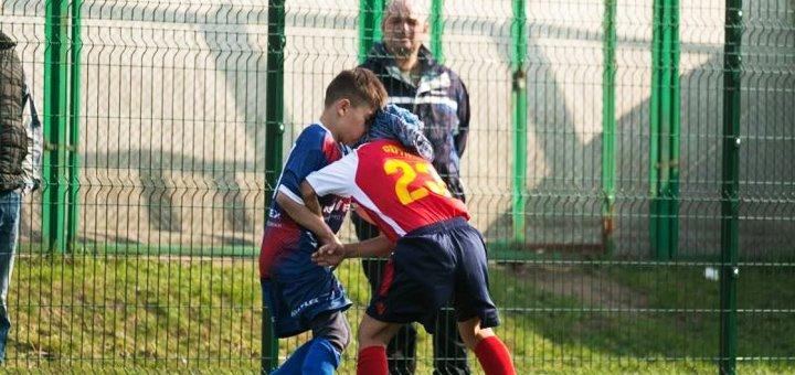 До 12 тренировок по футболу для детей в спортивном клубе «Киев»