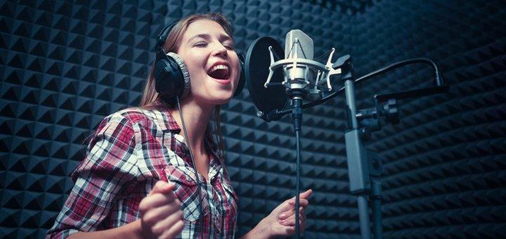 Студийная звукозапись от школы вокала «Ikar»