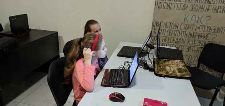 Курс «Создай свою онлайн-игру» в IT-школе «GoMother»