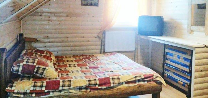 От 2 дней отдыха в отеле «Урочище Багончик» в Ворохте