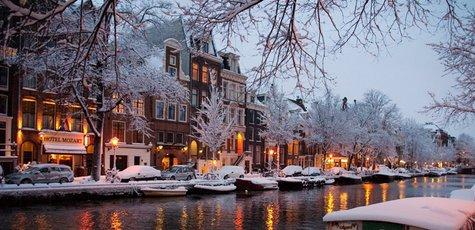 Amsterdam-winter