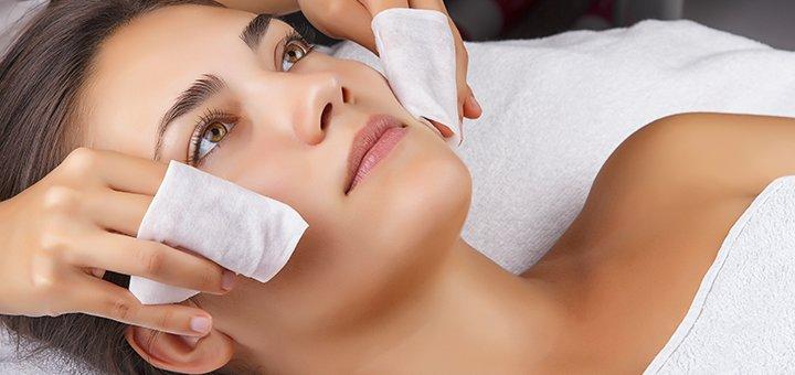 Комплексная чистка лица, программы по уходу в кабинете красоты «Dr. Gurskaya-Fedotova»