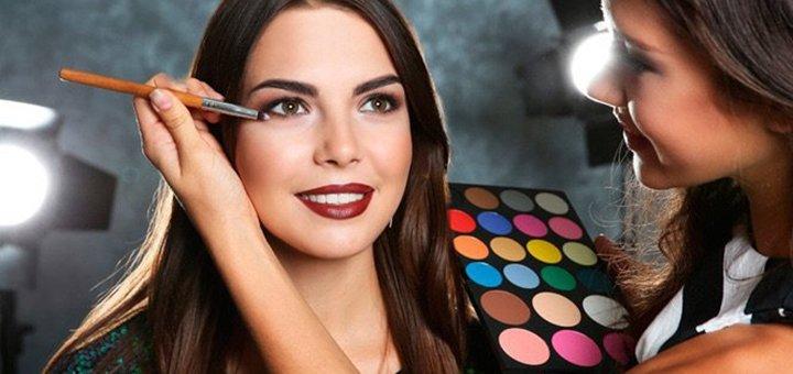 Дневной, вечерний, свадебный или лифт-макияж от профессионального визажиста Алены Лавли
