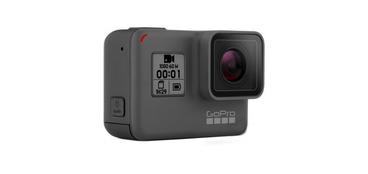 Скидка 1000 грн. на Экшн-камеру GoPro HERO (CHDHB-501-RW) 2018!