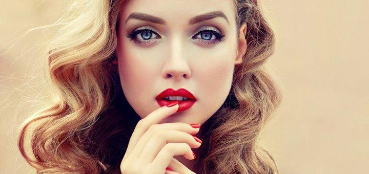 Татуаж бровей, межресничного контура, стрелок глаз и губ в салоне красоты «Anet»