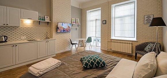 Скидки до 45% на квартиры посуточно в Киеве