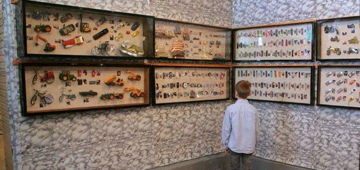 Скидка 50% на 2 билета на посещение Музея Огня