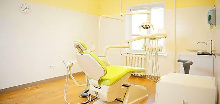 Скидка 57% на лазерное отбеливание зубов системой beyond polus в клинике «Deutsch Dent»