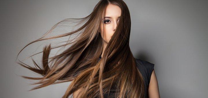 До 2 сеансов стрижки, кератинового восстановления волос в салоне «Anna Lorenzi studio»