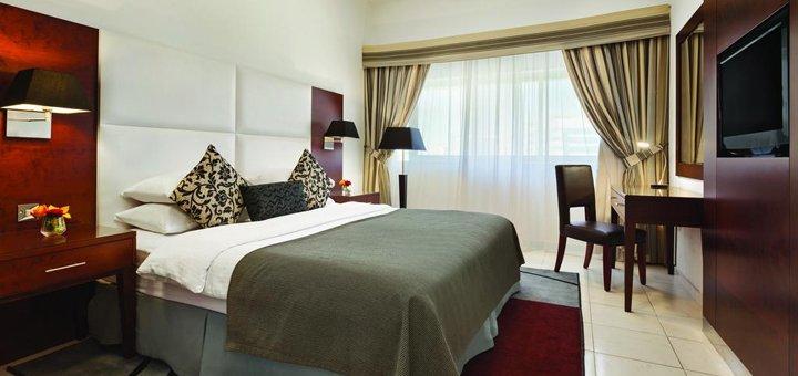 ✈ 8 дней отдыха для двоих с питанием в отеле «Ramada Hotel 4*» в ОАЭ по горящей цене