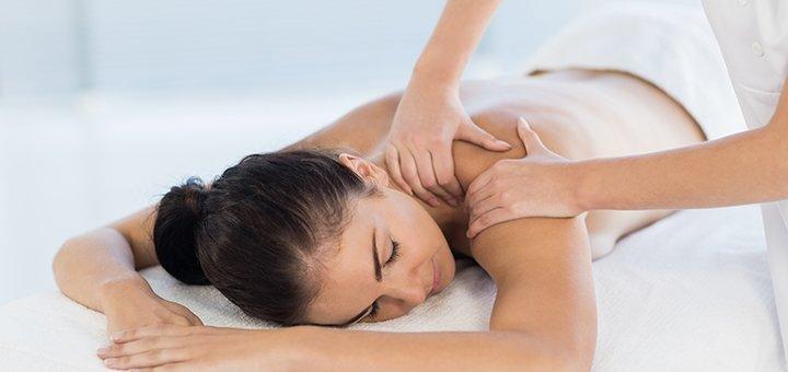 До 10 сеансов общего оздоровительного массажа тела в кабинете красоты «Malina»