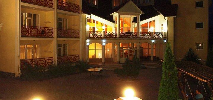 Специальный 7-дневный пакет «Худеем вместе!» в комплексе «Солнечный» в Закарпатье