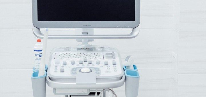 Комплексное обследование у врача-гинеколога кандидата медицинских наук в клинике «Alba Clinic»
