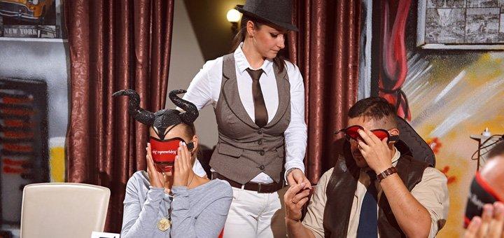 Ролевая детективная игра для компании «Марципановая Мафия»