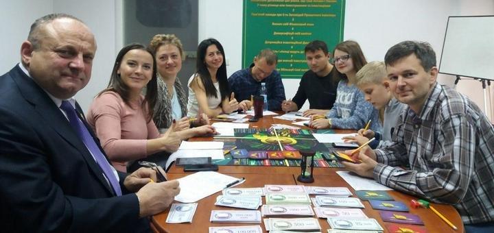 Бізнес-тренінг «Геній фінансів» в Клубі фінансової свободи
