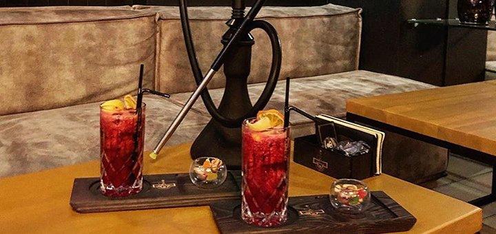 Фирменный кальян, коктейли и чай в лаундж баре «Кайфушечная»