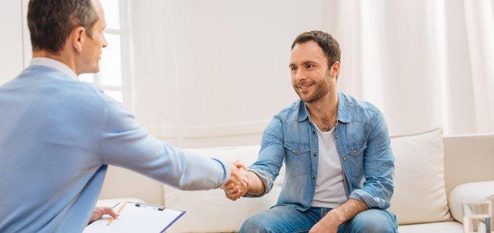 До 3 онлайн-консультаций или личных встреч с психоаналитиком и сексологом Сергеем Загребельным