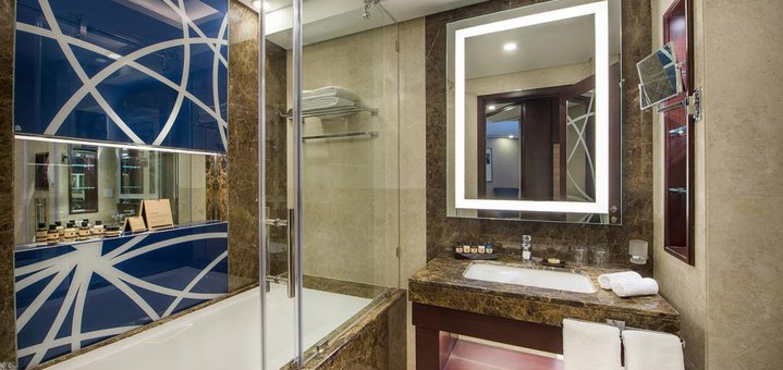 Отдых в отеле Gulf Court Hotel Business Bay 4*, Дубаи, всего за 447$