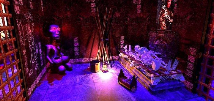 Хоррор-квест «Ацтеки» от компании «AR Escape Room»