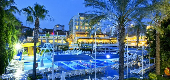 Турция, Sealife Buket Beach Hotel 5* 10467 грн/чел.