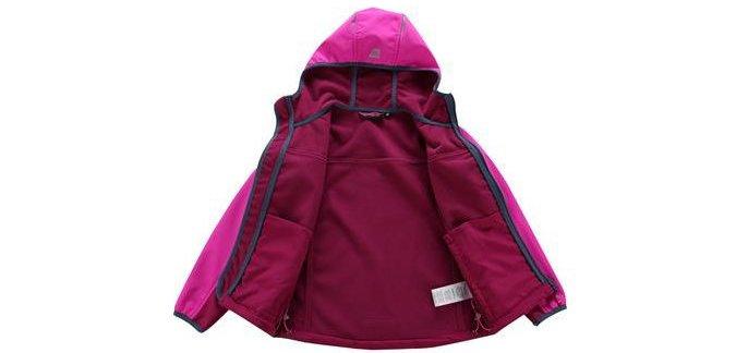 Скидка 20% на детские осенние курточки ALPINE PRO NOOTKO