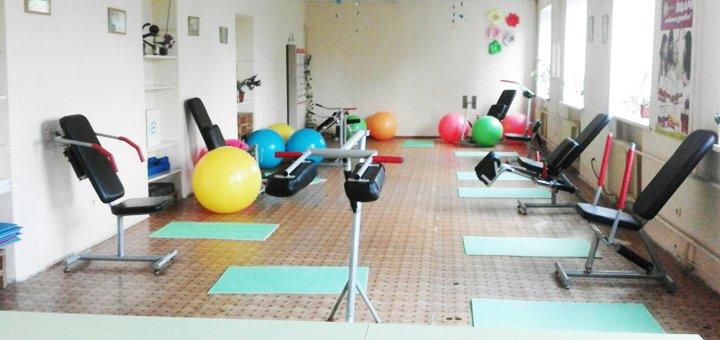 Консультация диетолога с программой питания в фитнес-клубе «Step to Beauty»