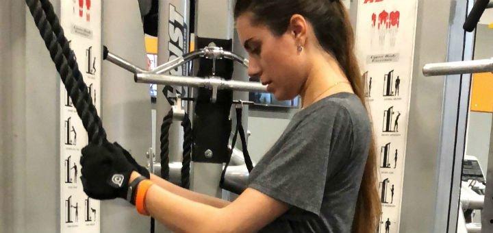 Разработка программы фитнес-тренировок и правильного питания от тренера Анны Лавринюк