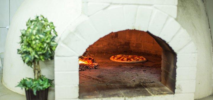 Знижка 50% на все меню кухні від ресторану «BASILICO PIZZA & PASTA»