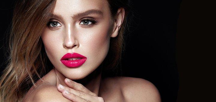 Скидка 56% на увеличение губ и моделирование контуров лица в салоне красоты «Laser Line»