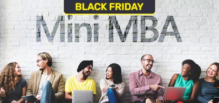 Курс «Mini MBA» от британской школы бизнеса «ММЮ»