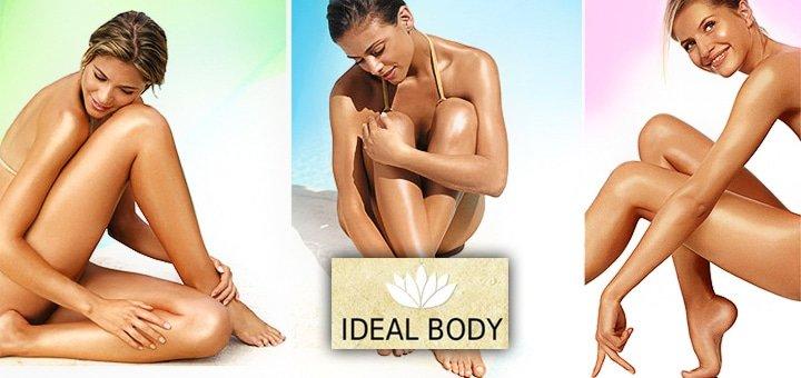 До 7 сеансов лазерной элос-эпиляции любой зоны на выбор в салоне красоты «Ideal Body»