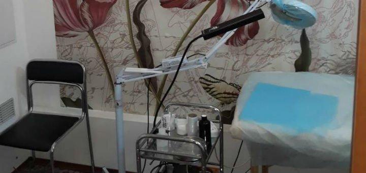 До 3 сеансов массажа и подтяжки кожи аппаратом Назарова, лечение кожи головы у Натальи Павловой